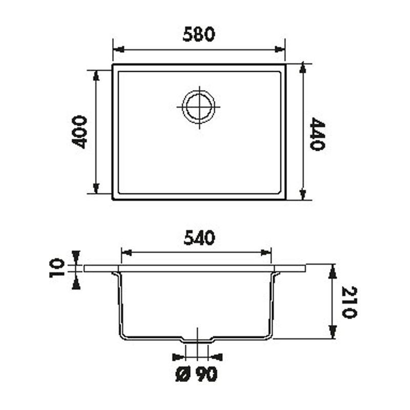 20170626205345 plan de travail grande profondeur derni res id es pour la. Black Bedroom Furniture Sets. Home Design Ideas