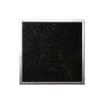 Planche à découper intégrée en granit Galaxy star CACGT003
